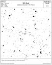 Карта со звездами сравнения для SS Aur
